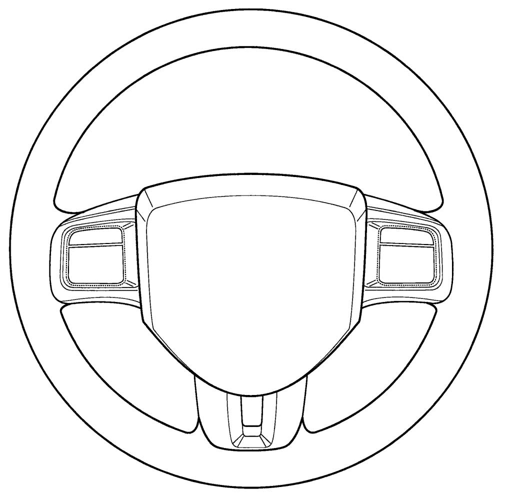steering wheel cut out