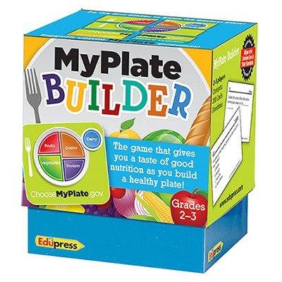 My Plate Builder activity