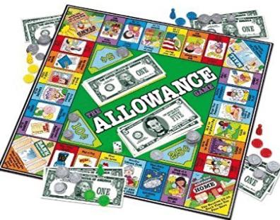 board game allowance