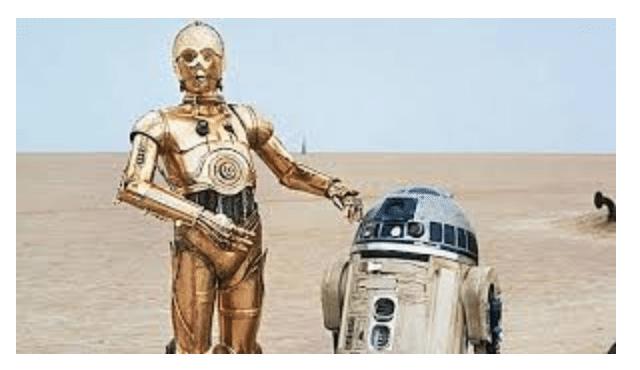 star war robots