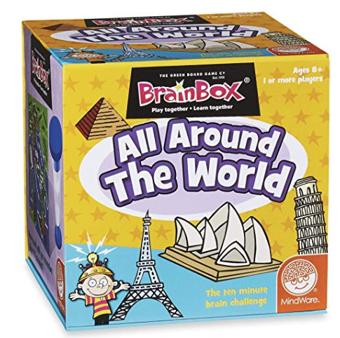 BrainBox: All Around the World