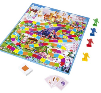 board game design candyland