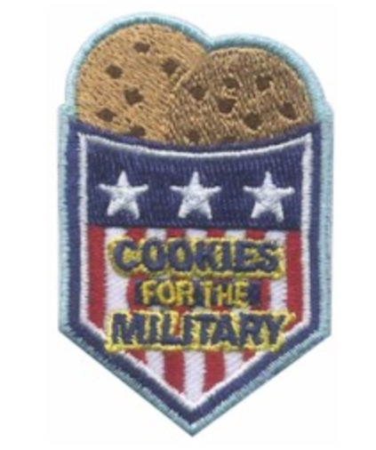cookies for military