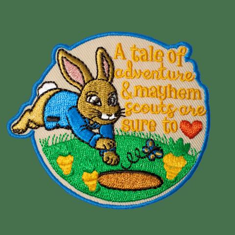 Peter Rabbit Fun Patch