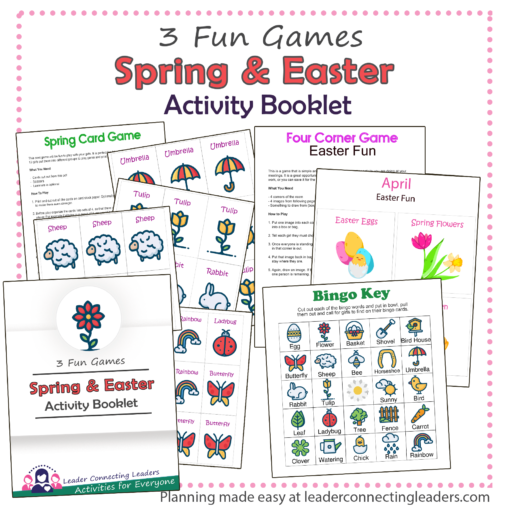 Easter and Spring games for kids