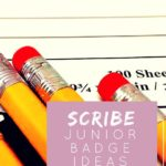 Scribe Junior Badge promo