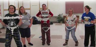 Girl Scout Cottonball activities