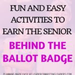Behind the ballot promo