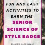 Science of style badge