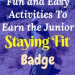 Staying Fit Badge Promotion