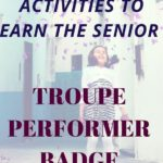 troupe performer booklet