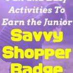 savvy shopper badge