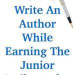 write an author idea