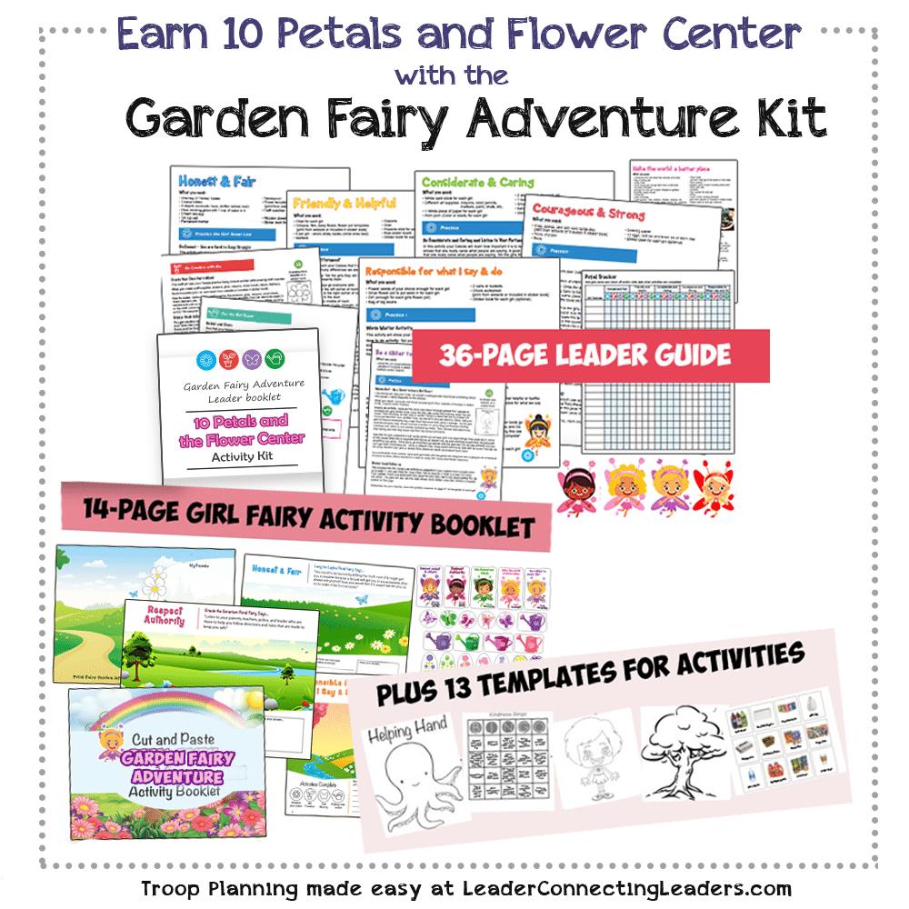 Garden Petal Fairy