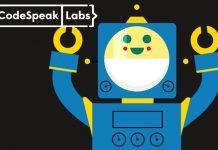 showcasing robots