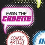 comic artist badge ideas