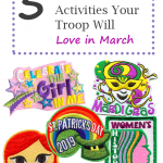 Fun Patches For March