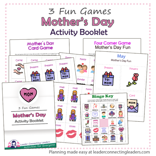 Mother's day games