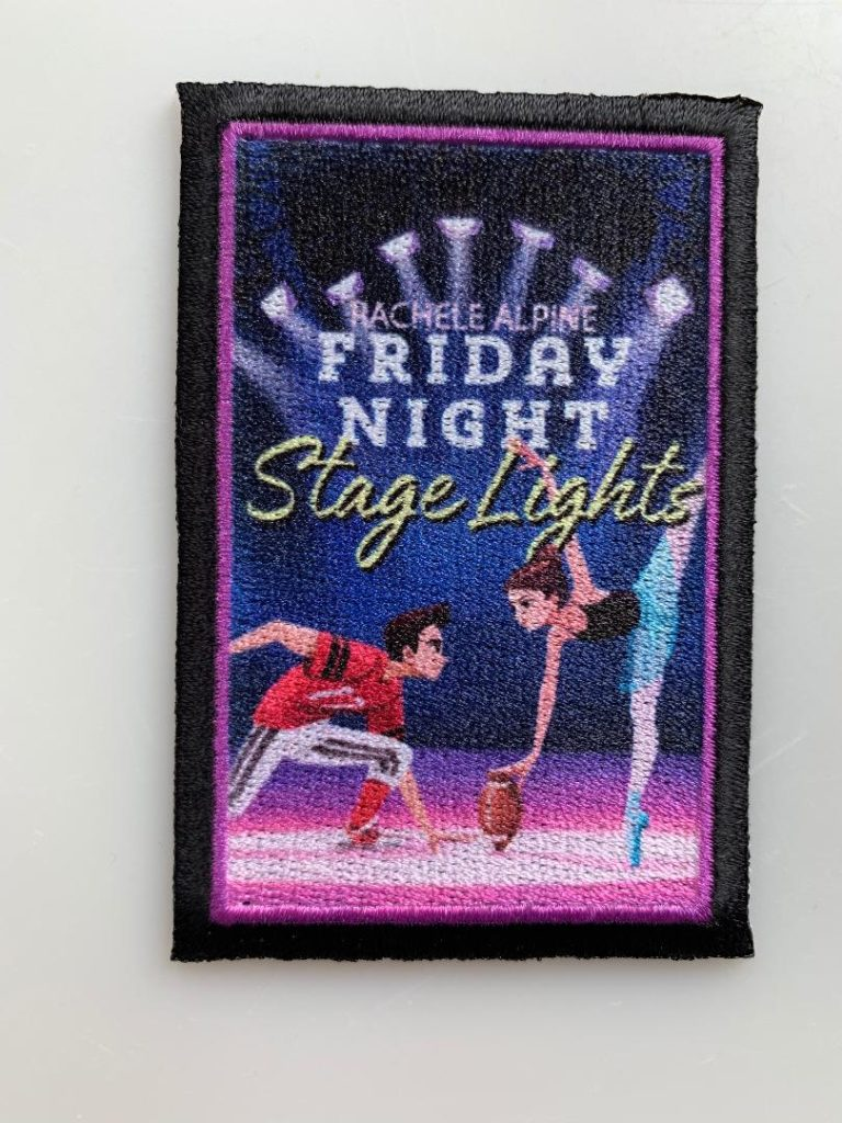 Friday Night Stage Lights Fun patch