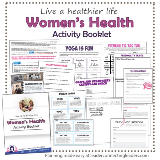 womens health booklet