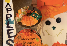 4 fall crafts for kids