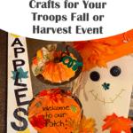 4 kid fall crafts