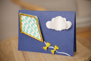 """Thinking of You"" Kite Card"