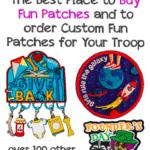fun patch designs