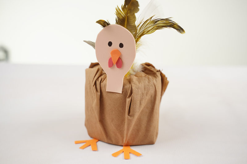 Toilet Paper Turkey