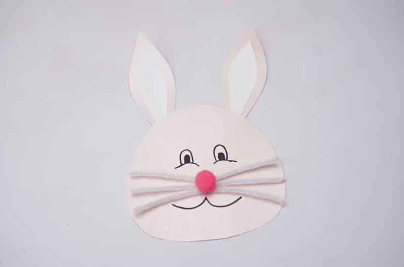 DIY Craft: How to Make a Paper Bunny