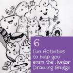 Junior Drawing Badge